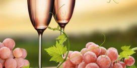 Den romantiska rosa champagnen – inte bara en fin färg