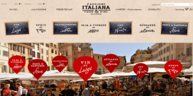 Beställ italienska kvalitetsviner på nätet!