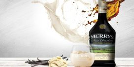 MERRYS WHITE CHOCOLATE IRISH CREAM – EN SMARRIG, KRÄMIG JULLIKÖR