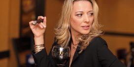 Visst passar en god cigarr bra tillsammans med rätt vin!