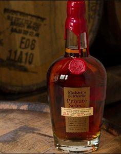bourbon whiskey makers mark