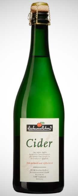 en flaska Schneewittchen Cidre