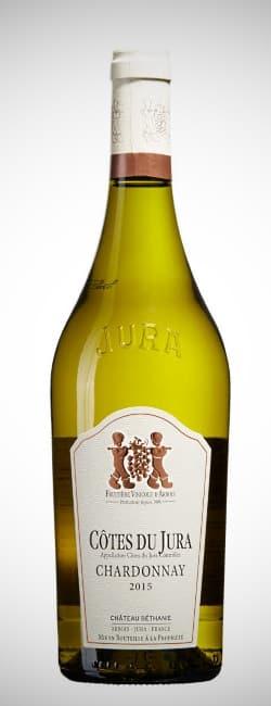 en flaska Juravin