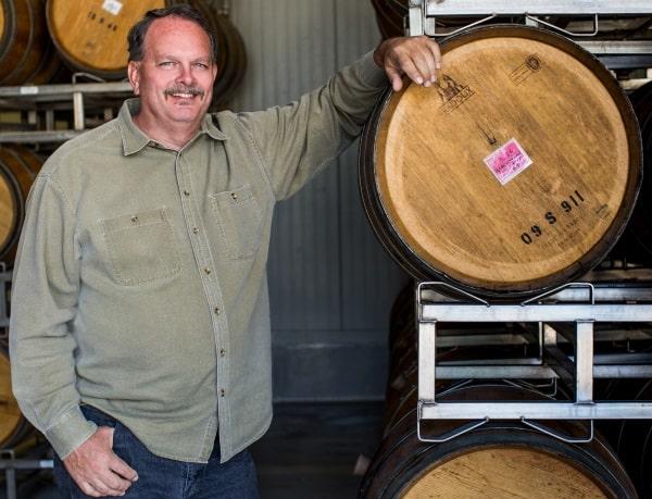 bild på vinmakaren Dave Nagengast
