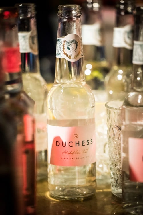 winemaker 's dinner alkoholfria drink