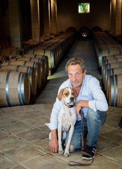 Helgmiddag och Bernard och hans hund