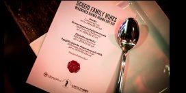 Kändistätt på Winemaker 's Dinner!
