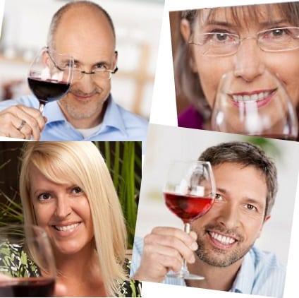 fiskvin: alla våra testare