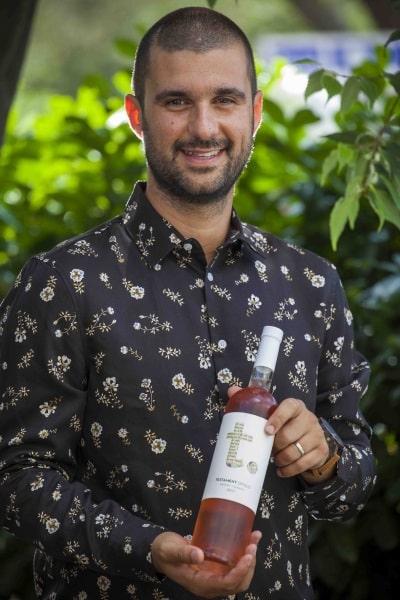 Dalmatien ansvarig vinmakare Juraj Sladić