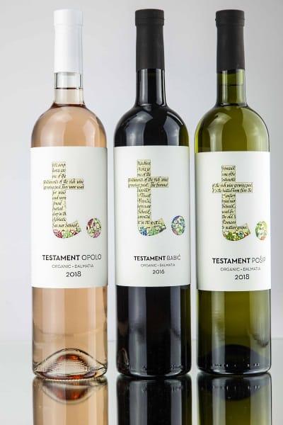 Dalmatien: 3 viner i provboxen