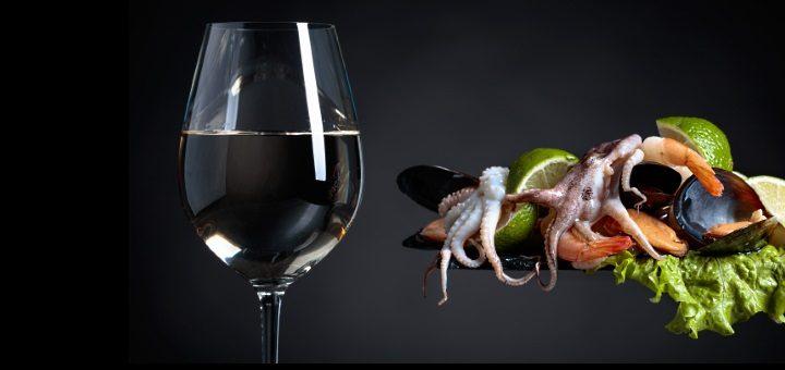 vintips: rött vin och bläckfisk