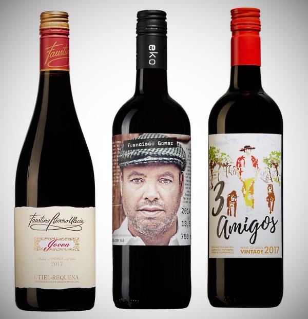 vintips:  3 spanska viner