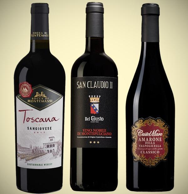 vegetarisk: tre viner i artikel