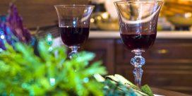 Röda fylliga viner till vegetarisk mat?