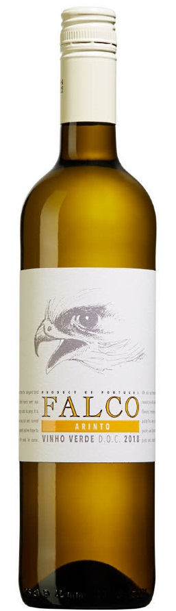 Vinho Verde: bild på Falco vinet