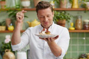 Jamie Oliver lagar mat