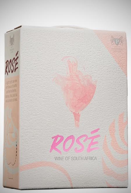 sommarrosé: i box Perdeberg rosé