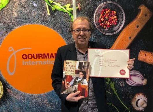 Kokböcker: Edouard Cointreau på tävlingen
