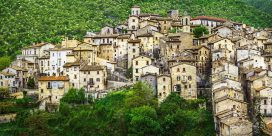 Abruzzo – tipica Italia – så typiskt Italien!