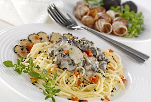 Abruzzo - pasta, sniglar och tryffel