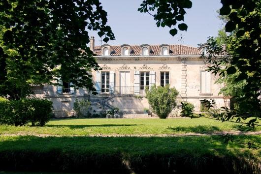 Libournais: slottet Coutet