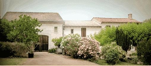 Bourg och Blaye: château de Cots