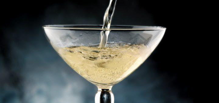 Champagne: ett fint glas