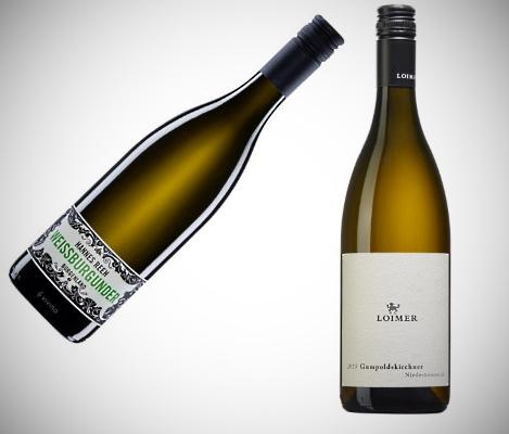 Österrike - de två vita vinerna