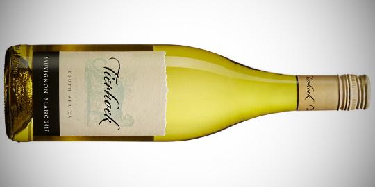fiskrätter - Sauvignon Blanc från Tiehoek