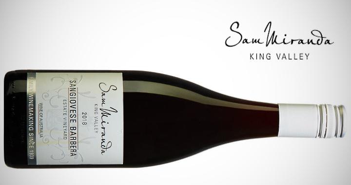 Sangiovese - vinet som vi skriver om Sam Miranda