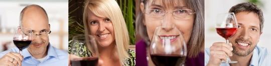 bästa viner - provpanel