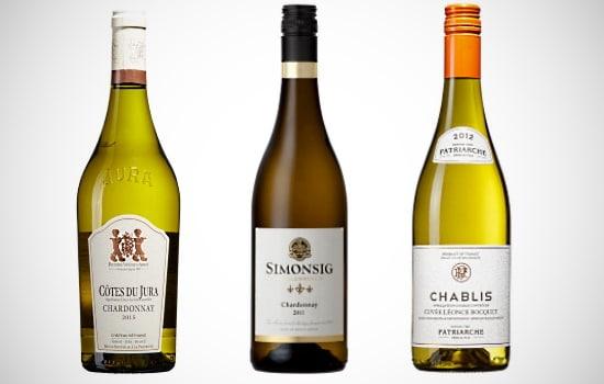 vindruva -Côtes-du-Jura-Chardonnay-och 2-andra-viner