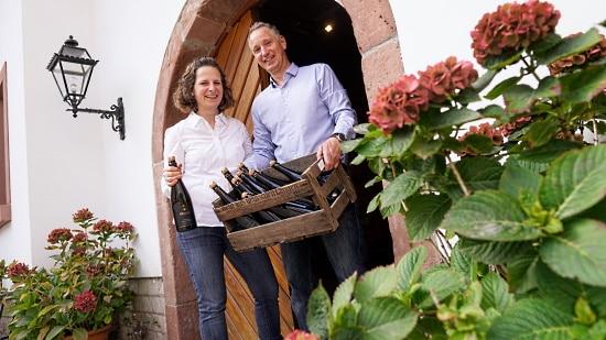 Pinot Noir - Weingut Wilhelmshof Barbara och Torsten