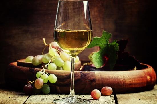 Rhônedalen - ett glas vitt