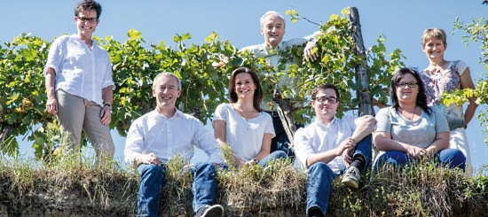Vinlandet-Österrike - familjen Leth