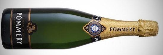 Champagne - Pommery Brut Noir Brut