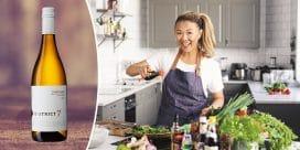 I mitt kök: Jennie Walldén matchar vin och mat
