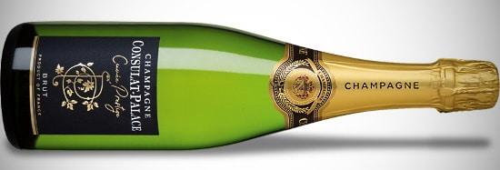 Champagne - Consulat Palace Cuvée Prestige Brut