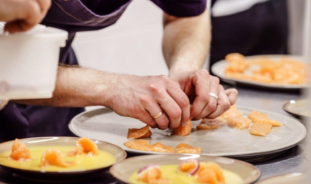 snabblagat - kock lagar mat