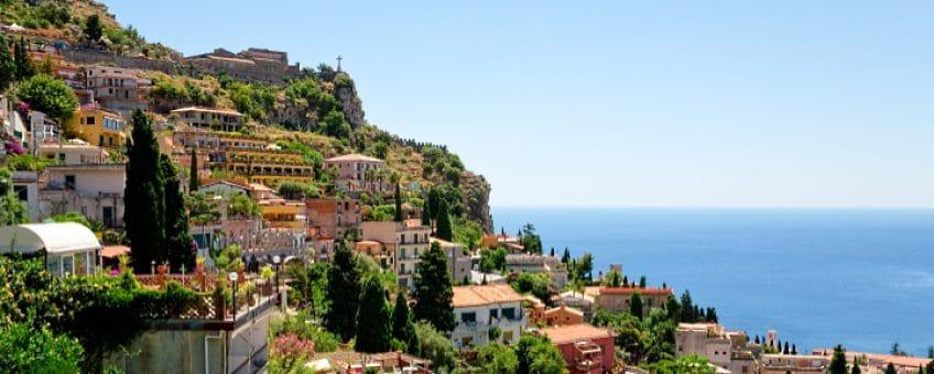 sicilien - utsikt bergen