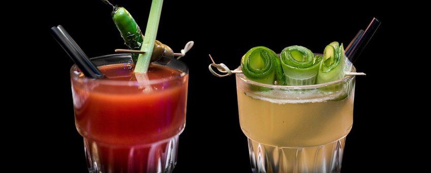mocktails - 2 drinkar