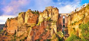 Andalusia_New bridge Ronda