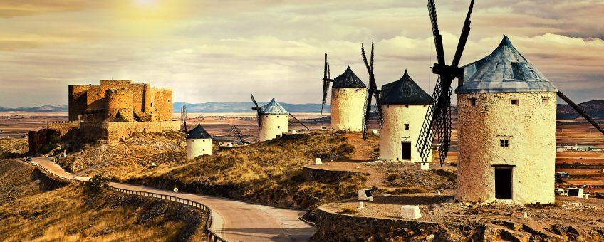 Castilla-La Mancha_Cosuegra windmills