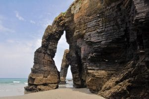 Galicia - Beach of the cathedrals