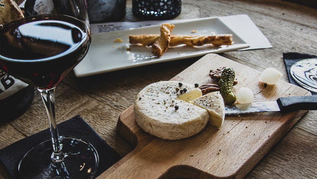 Tempranillo - med ost
