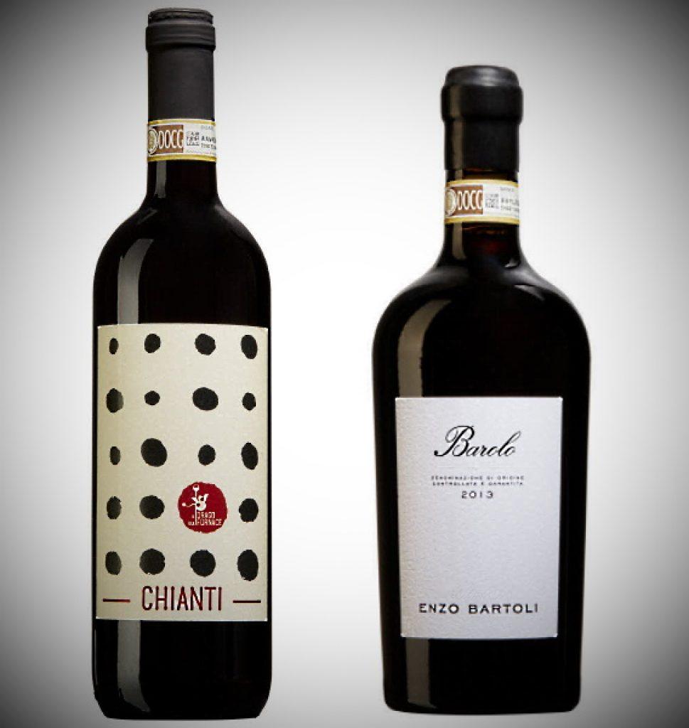 hjärtans - 2 röda viner