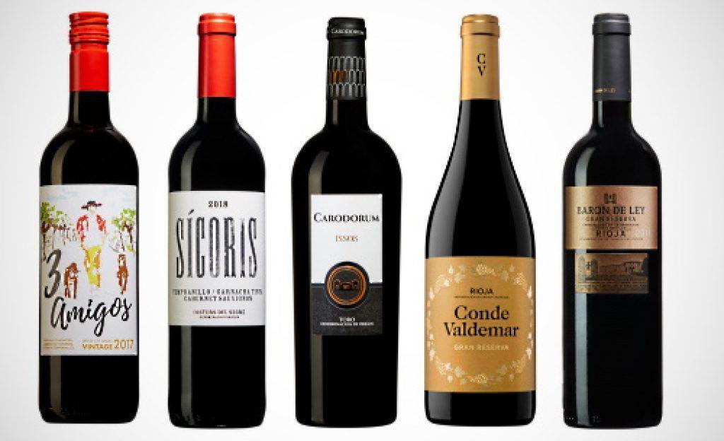 tempranillo - vinerna