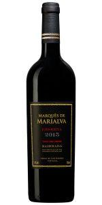 Rött vin , Fruktigt & Smakrikt Marques de Marialva Reserva