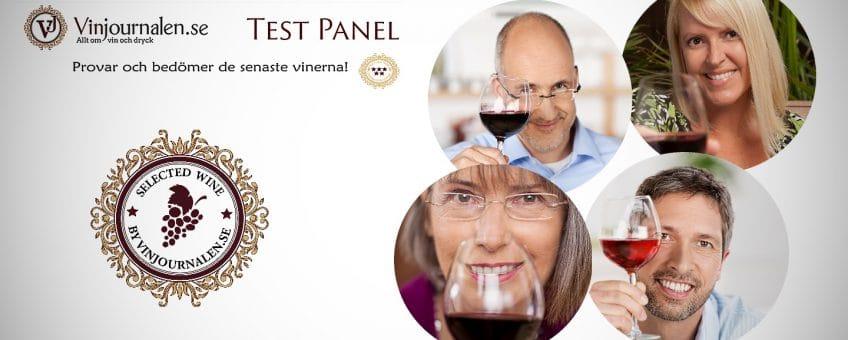 test vit vin frontbild med våra testare
