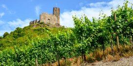 Mosel, med några av väldens mest pittoreska vingårdar